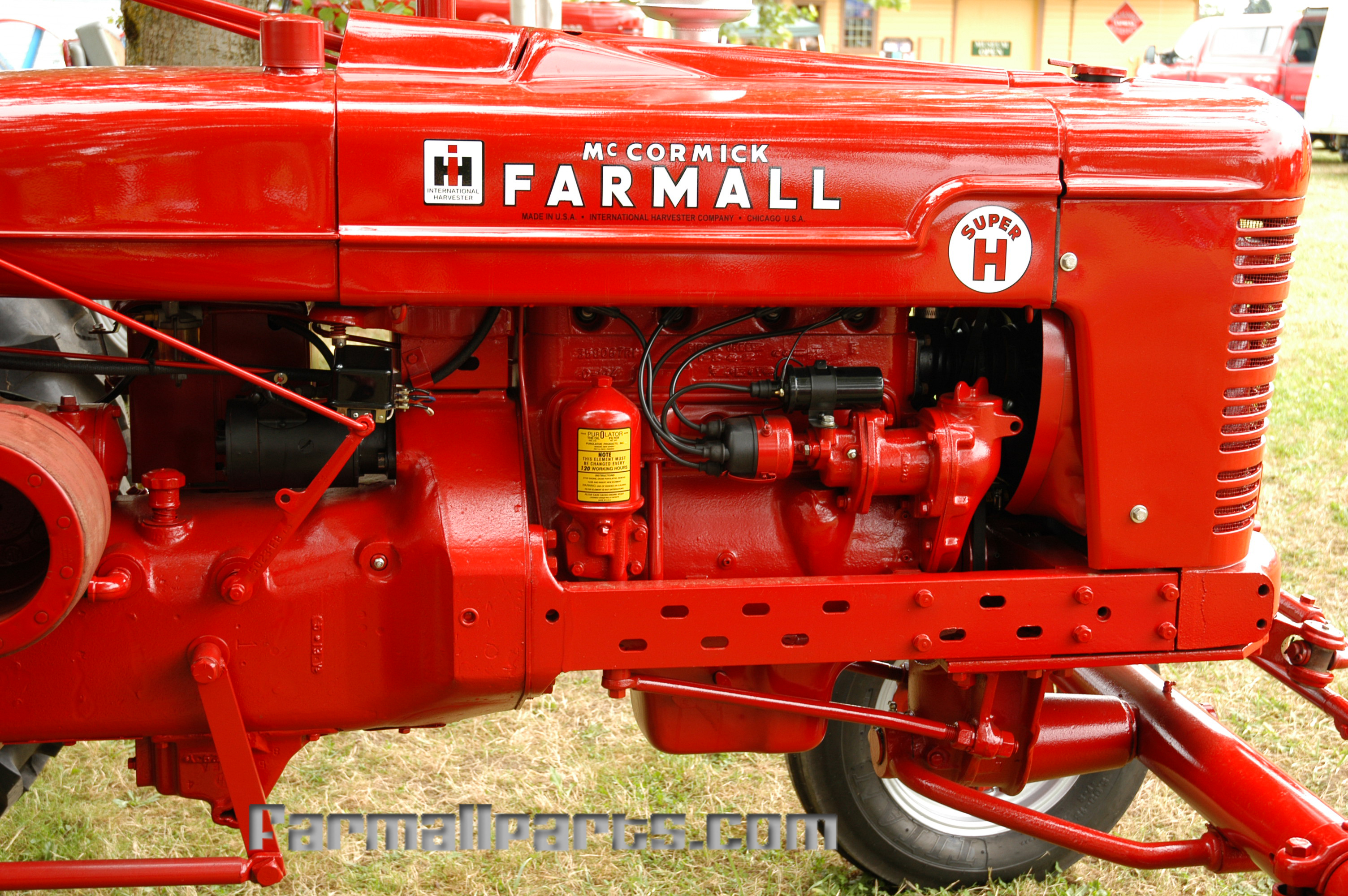 Farmall Parts - International Harvester Farmall Tractor Parts - IH