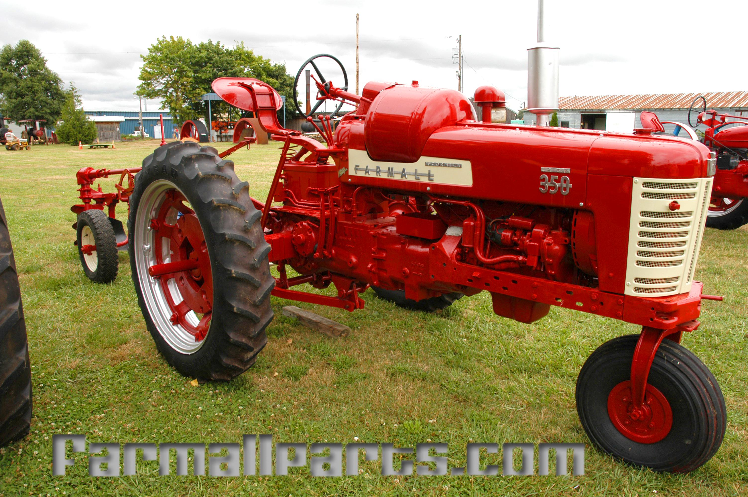 International Farmall Parts : Farmall parts international harvester tractor