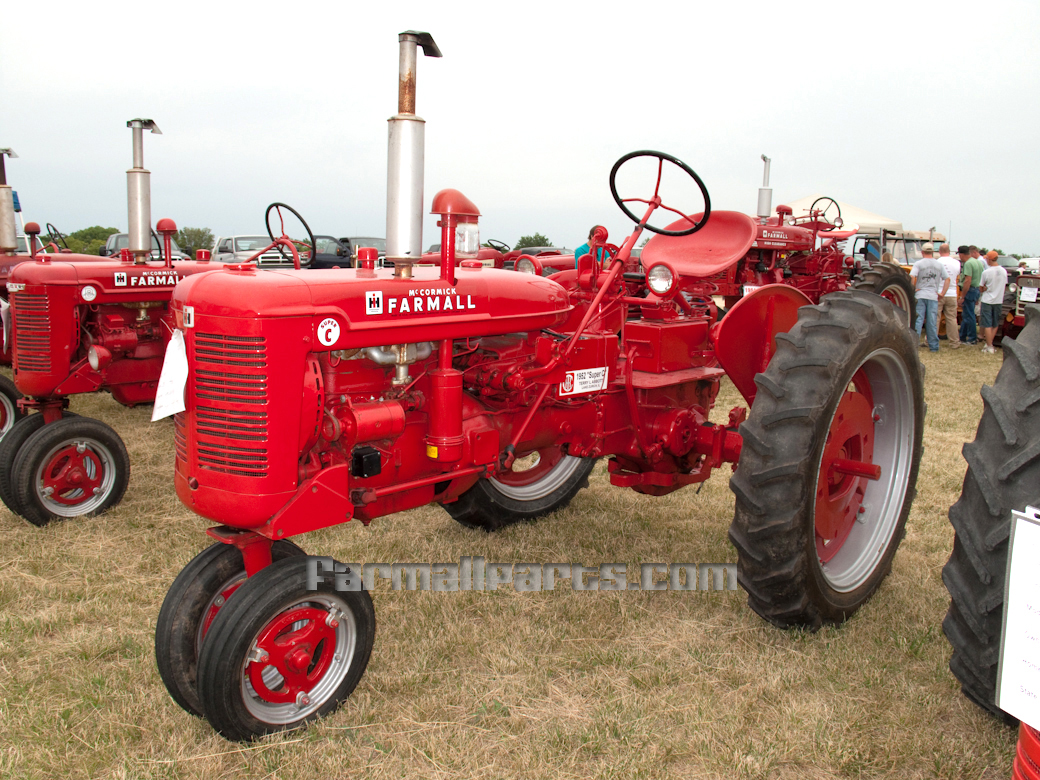Farmall Tractor Parts : Ihc farmall tractor parts specs and information