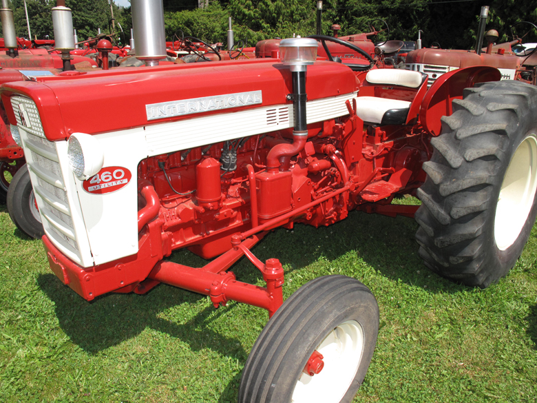 Farmall 460 Tractor Parts : Farmall parts list tractor engine and wiring