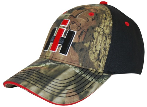 Camo IH Trucker Hat Youth