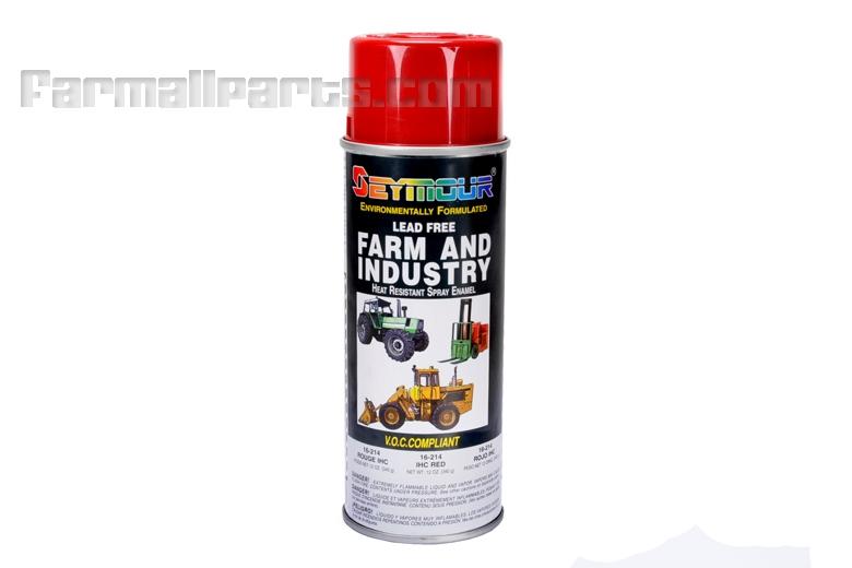 Spray Paint - Harvester Red Engine (High-Temp)