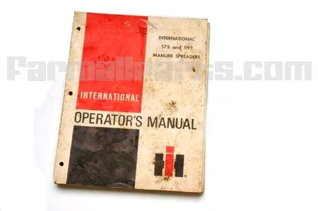 Operators Manual - Manure Spreaders 1097065r1.6-7