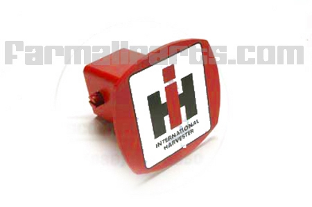 IH Hitch Cover. -no longer available