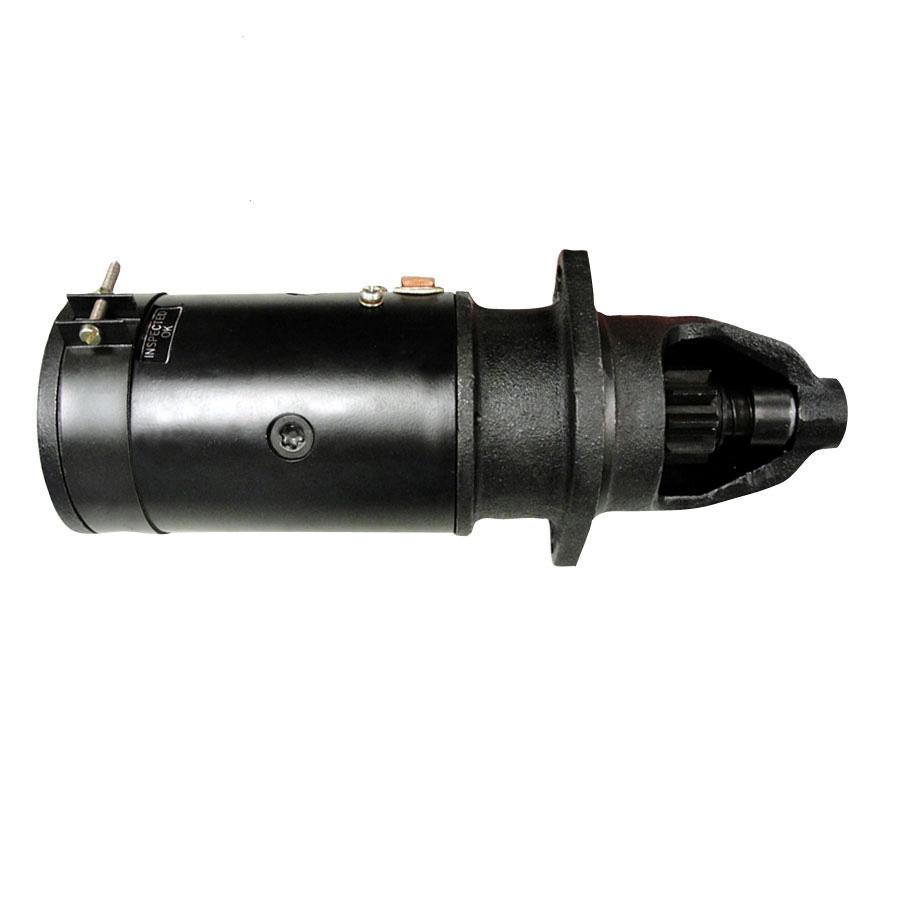 International Harvester Starter 2 bolt mount 6v
