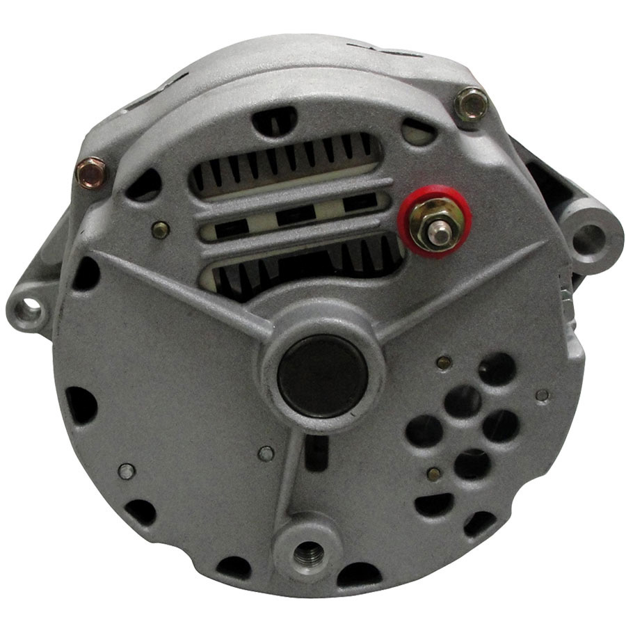 International Harvester Alternator Clock Position at 6:00 o'clock (See A163085 for 12 o'clock position). 12v