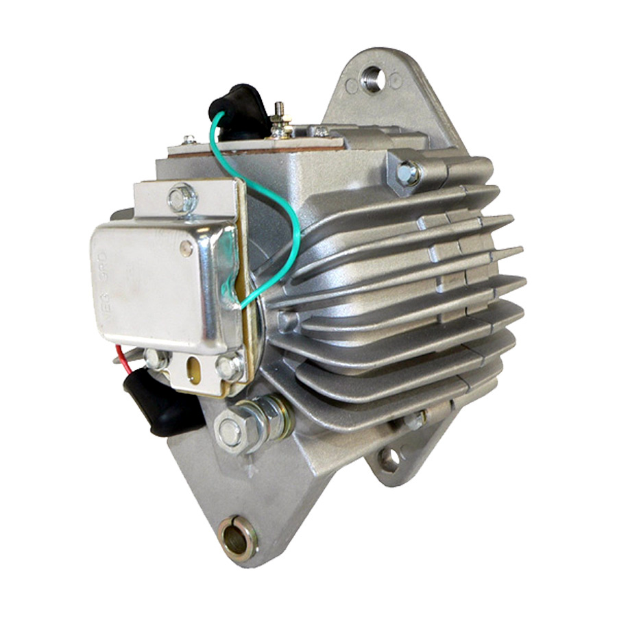 International Tractor Alternators : International harvester alternator v ignition