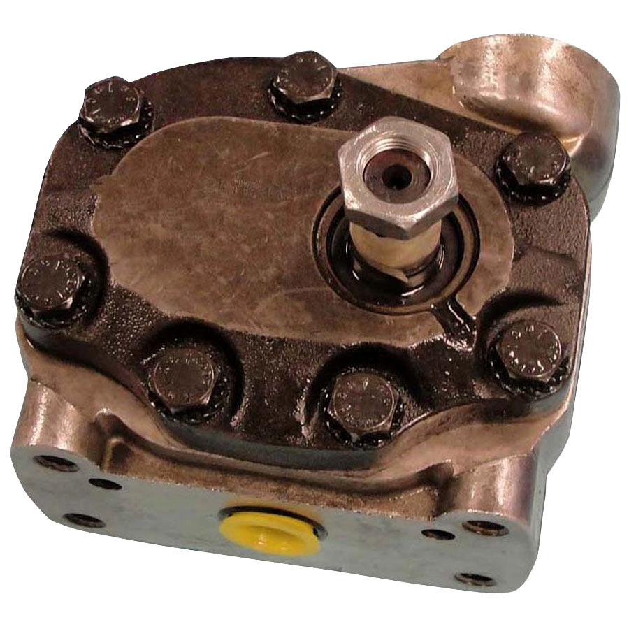 International Harvester Hydraulic Pump Pump is open back type to use w/piggy-back pump