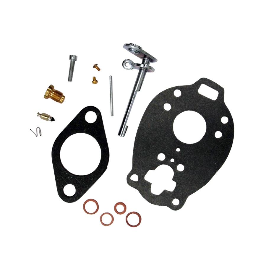 International Harvester Carburetor Kit Minor kit for Marvel Schebler models TSX744 and TSX748.