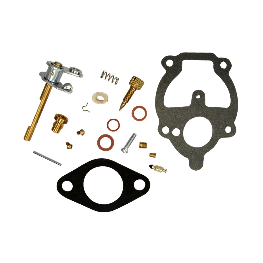 International Harvester Carburetor Kit Major kit for Zenith 11115 and IH 355485R91.