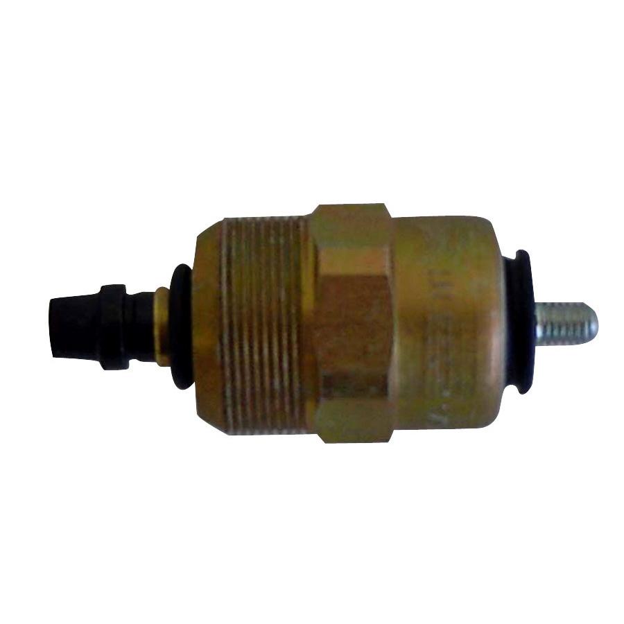 International Harvester Fuel Solenoid 12v  magnetic stop solenoid