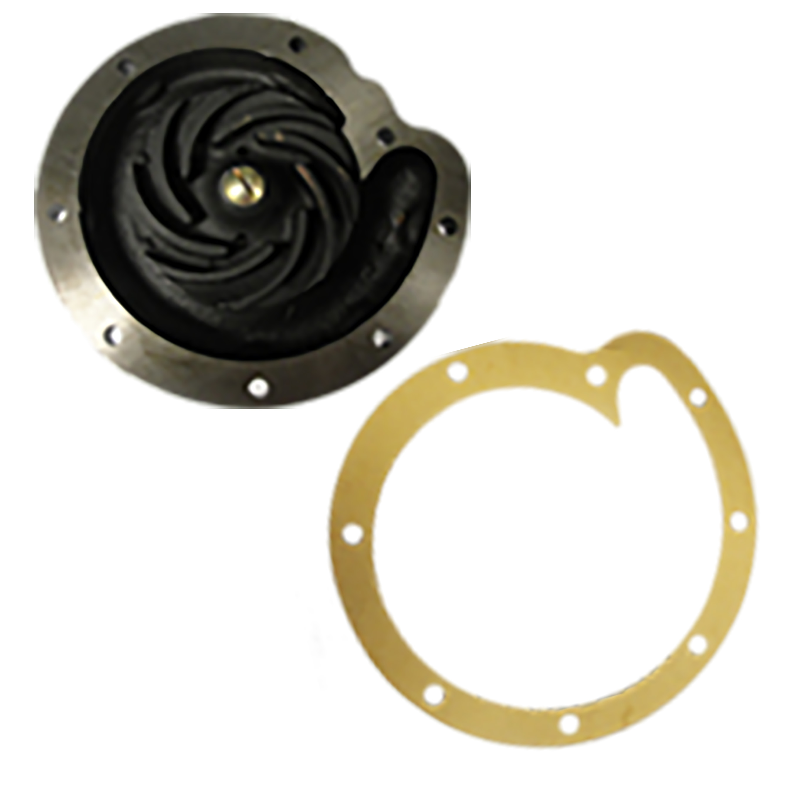 International Harvester Water Pump Gasket is included.