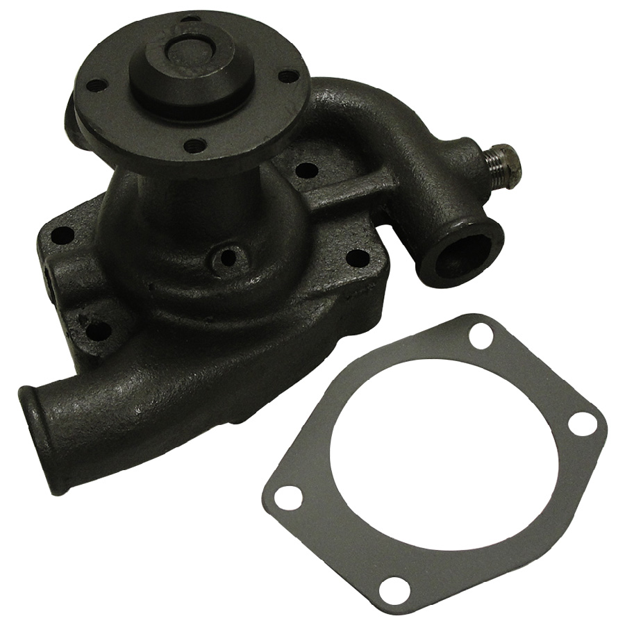 International Harvester Water Pump, Assembly