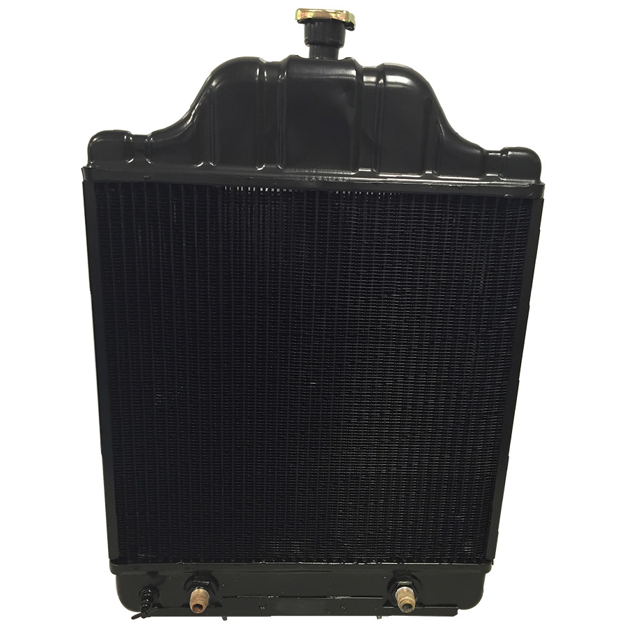 International Harvester Radiator OVERALL HEIGHT:28 5/8