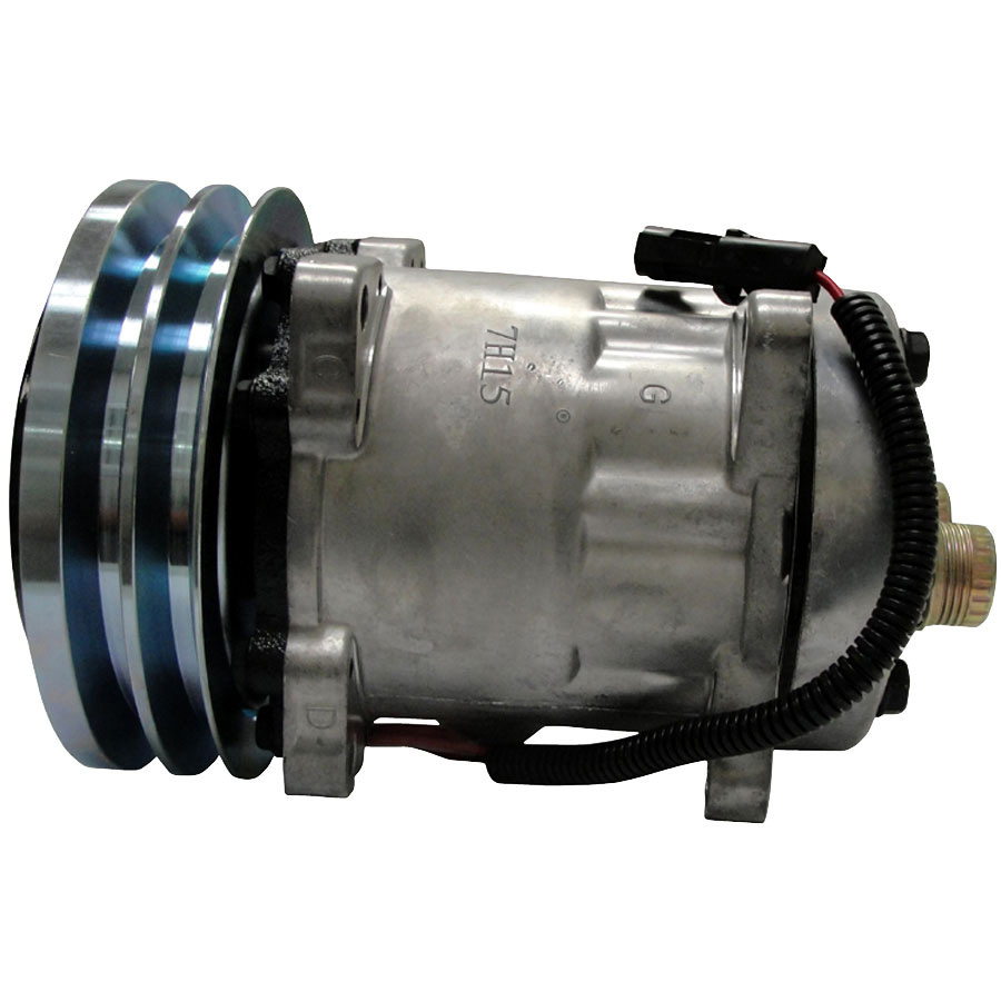 International Harvester AC Compressor Diameter: 6