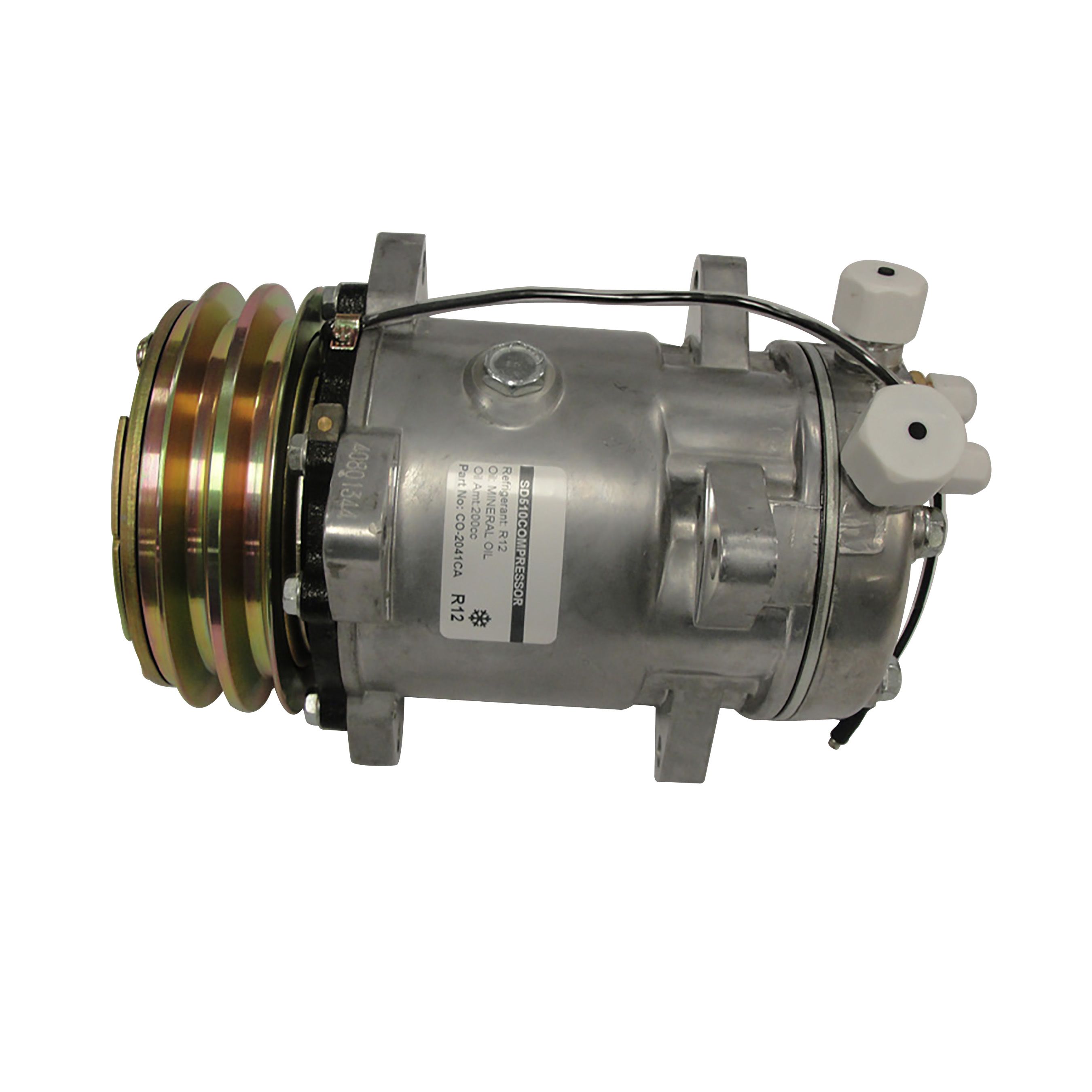 International Harvester Compressor Diameter: 5 1/4