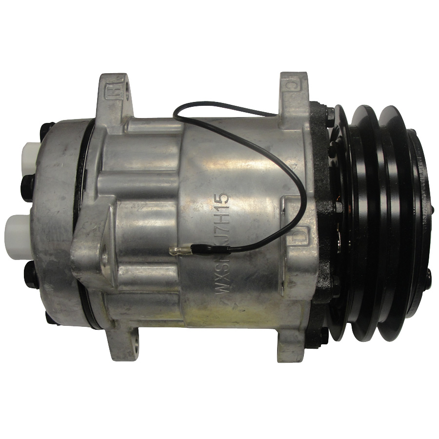 International Harvester AC Compressor Diameter: 5 1/2