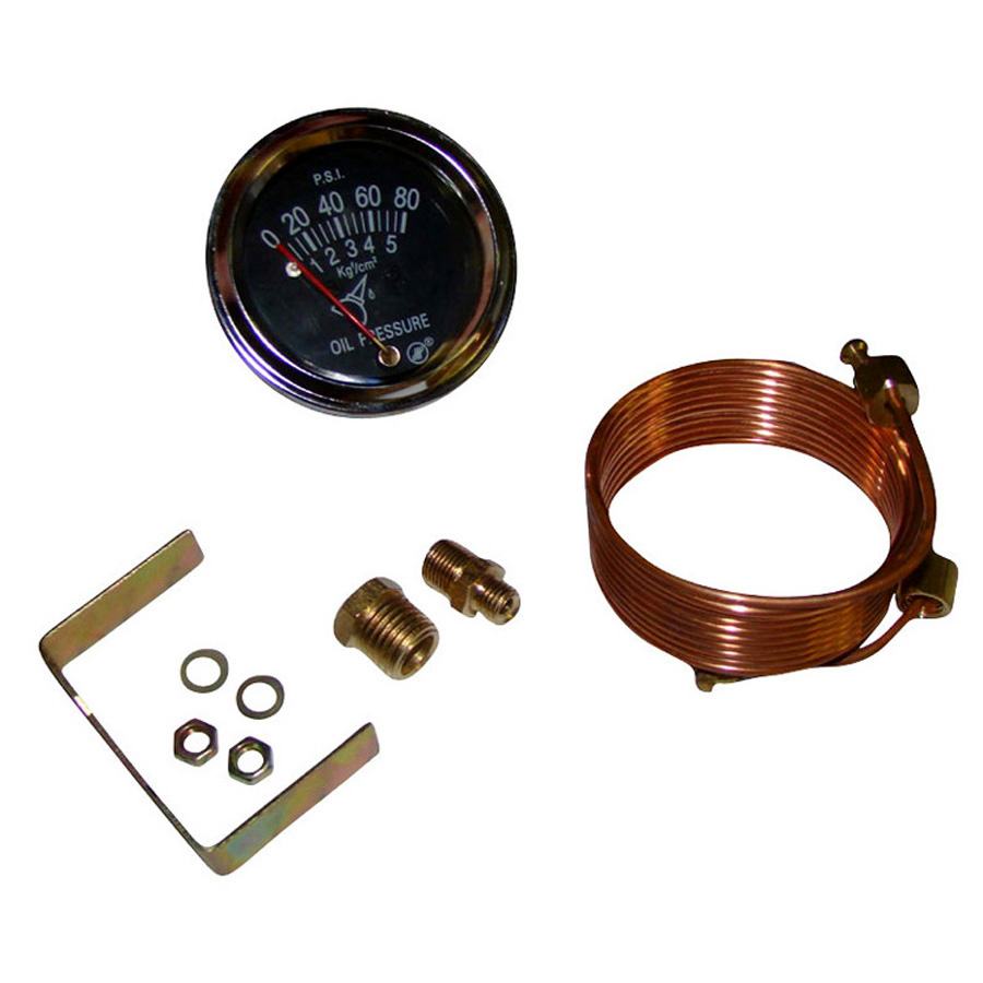 International Harvester 80lb Oil Pressure Gauge
