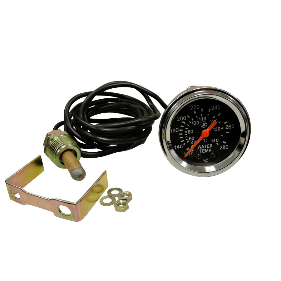International Harvester Numeric Temperature Gauge