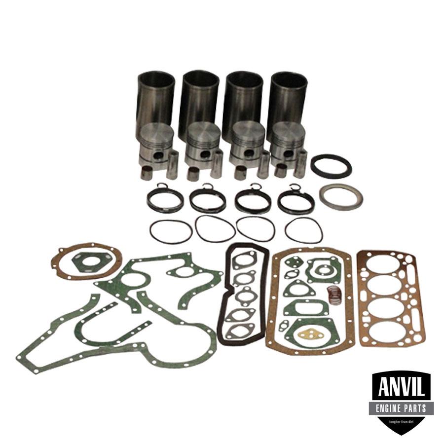 International Harvester Engine Kit  Kit contains Standard Pistons (3 1/2