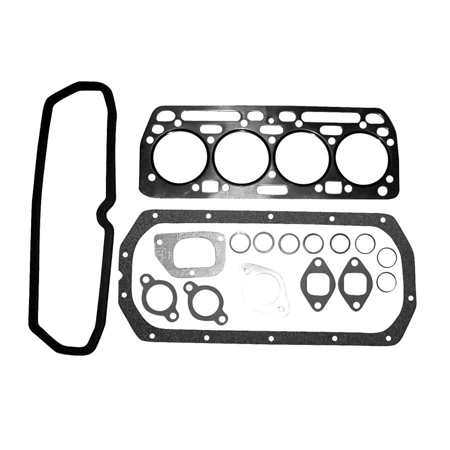 International Harvester Head Gasket Set Head gasket material is copper.
