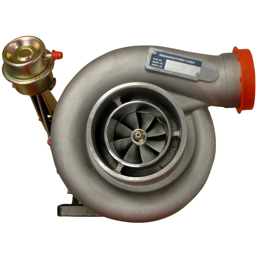 International Harvester Turbo New