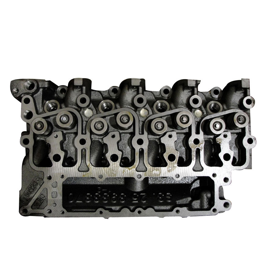 International Harvester Cylinder Head w/Valves Cylinder head
