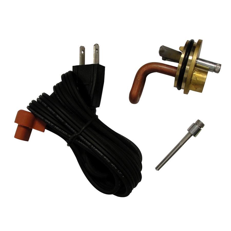 International Harvester Frost Plug Heater Frost plug heater for diesel and gas applications. 600 Watt