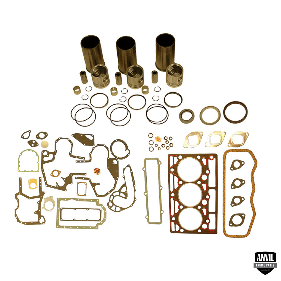 International Harvester Engine Base Kit Base Engine Kit for diesel applications. Includes standard pistons w/rings