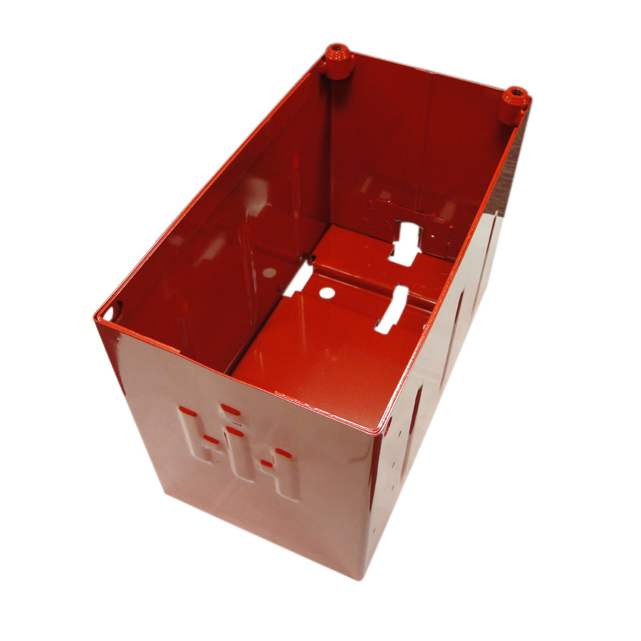 International Harvester Battery Box