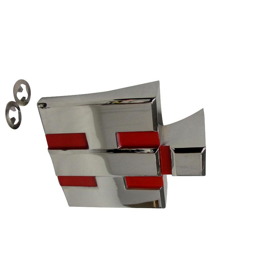International Harvester Emblem Front emblem. IH block