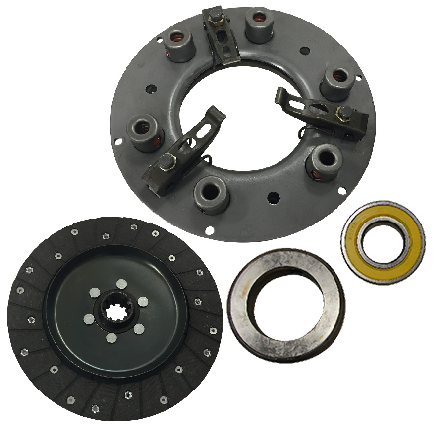 International Harvester Clutch Kit 10 Inch Clutch kit containing- 1-10 Inch 9 Pressure Plate (52900D)