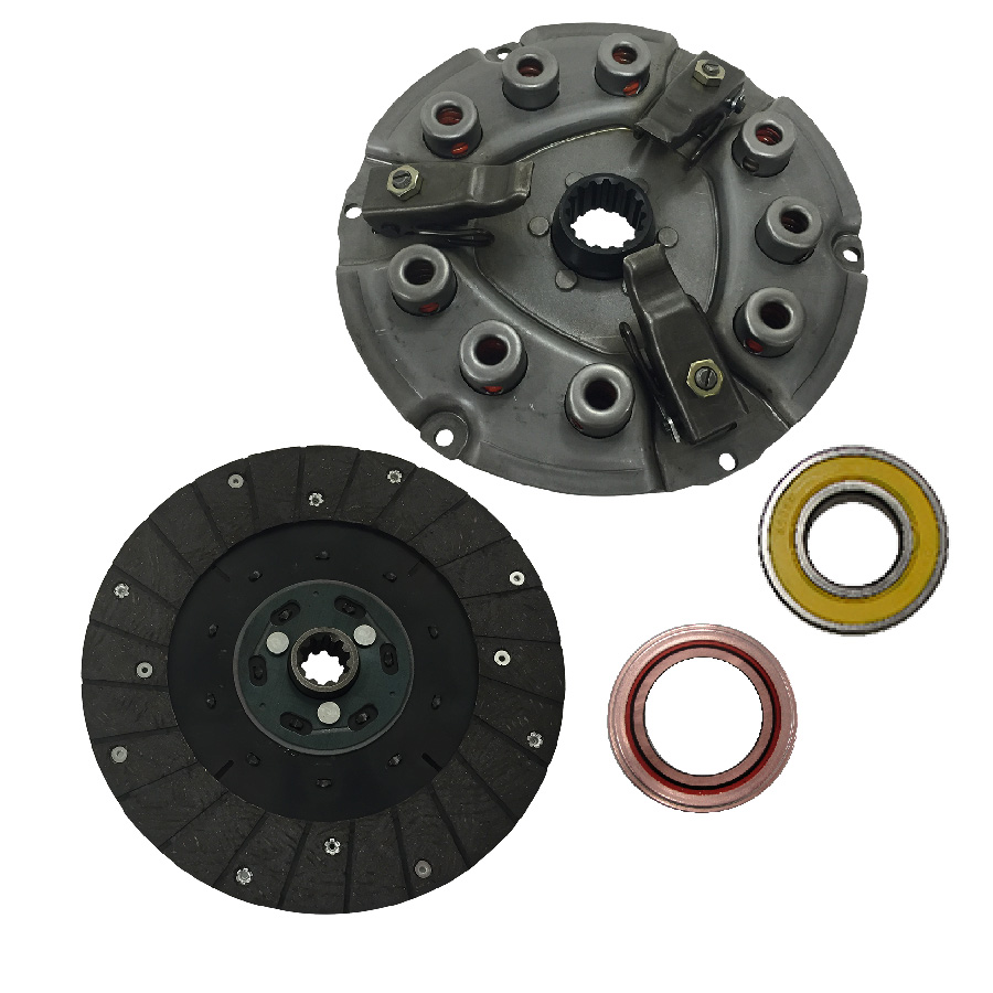 International Harvester Clutch Kit 10 1/2 Inch Clutch kit containing- 1-10 1/2 Inch IPTO Pressure Plate with 1 11/16 inch 16 Spline hub (360746R1)