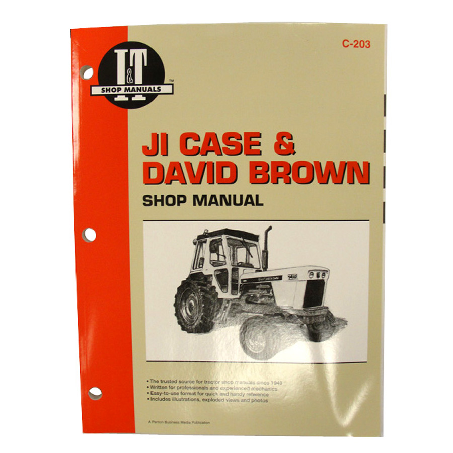 International Harvester Service Manual 344 pages. Includes wiring diagrams  for 770