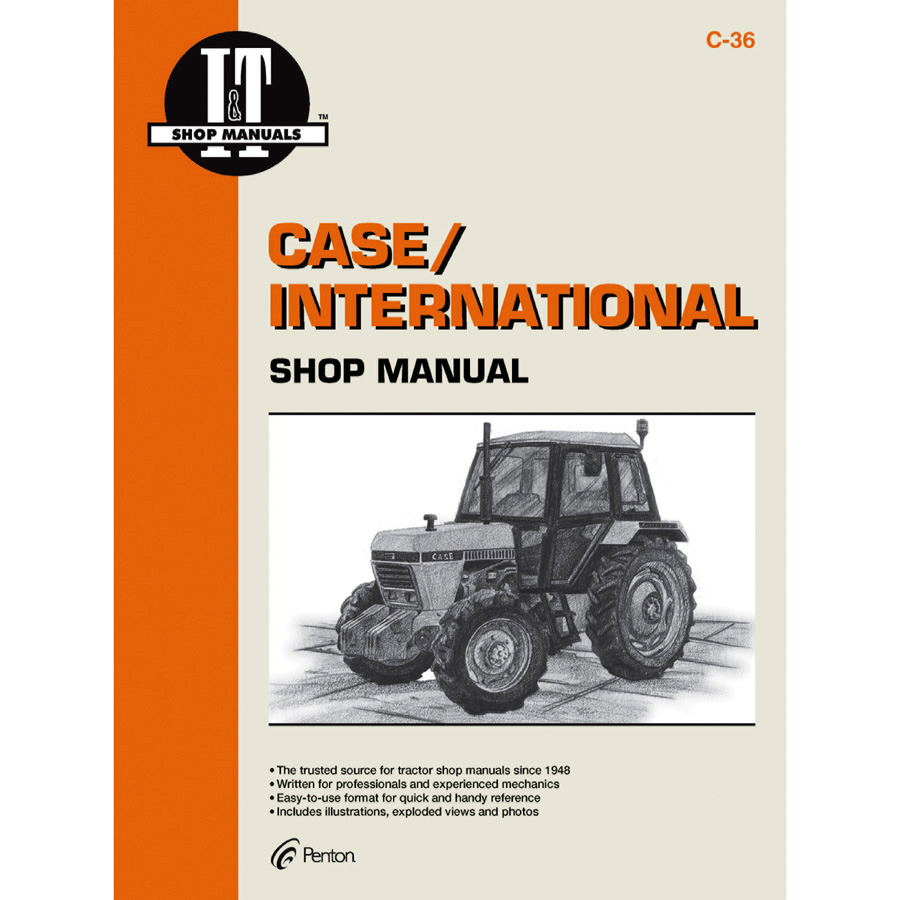 International Harvester Service Manual 112 pages. Does not include wiring diagrams.