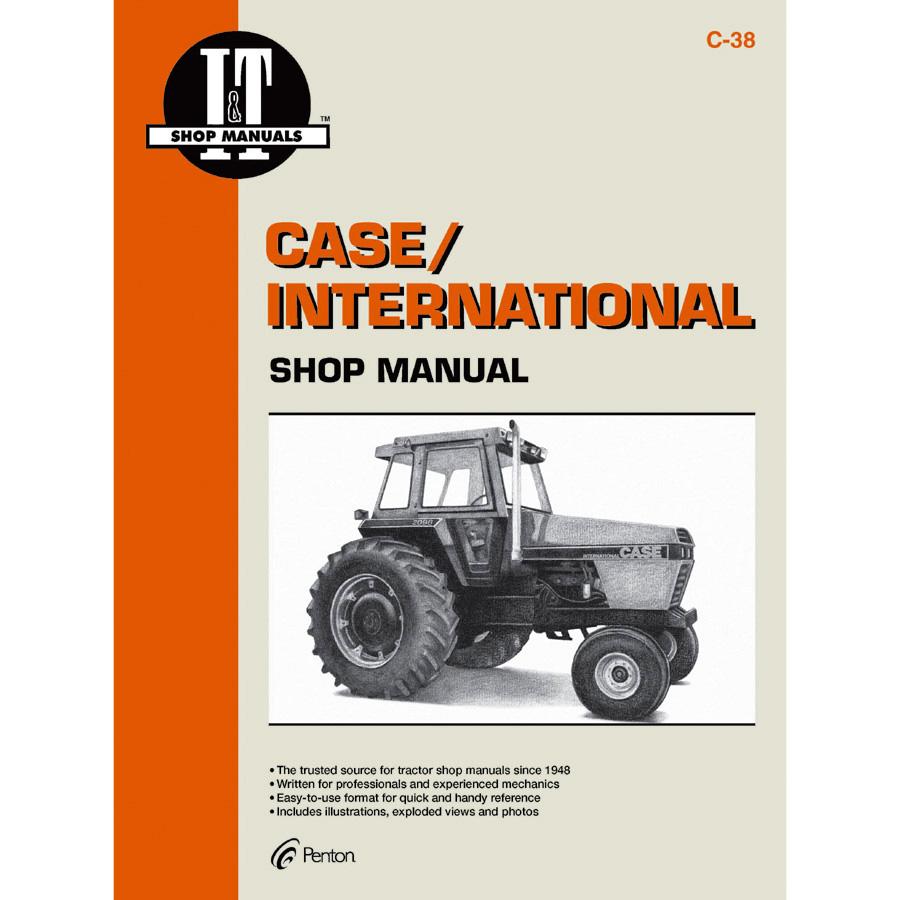 International Harvester Service Manual 120 pages. Includes Wiring Diagrams for some individual circuits.