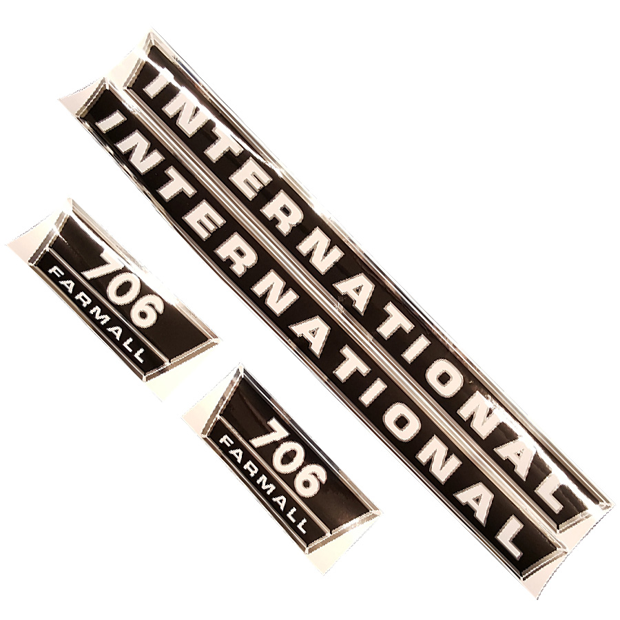 International Harvester Decal Set 706 International