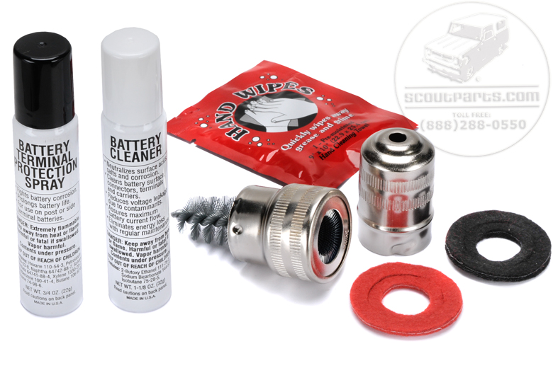 Protection for Battery Terminal Kit