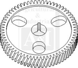 Camshaft Gear TimingIH 414, 3414        60630042