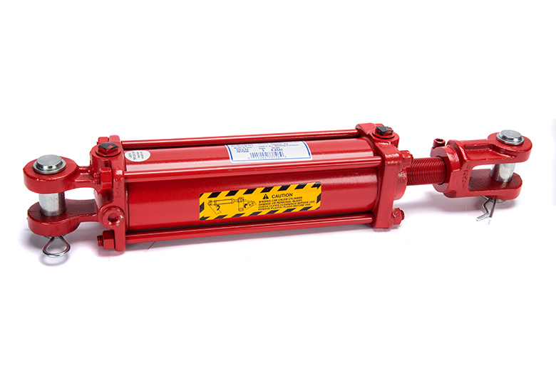 Hydraulic Cylinder For Farmall H, M, Super H, Super M 300, 400, 450, 460, 504, 560, 3 Point Hitch Adapter. EACH