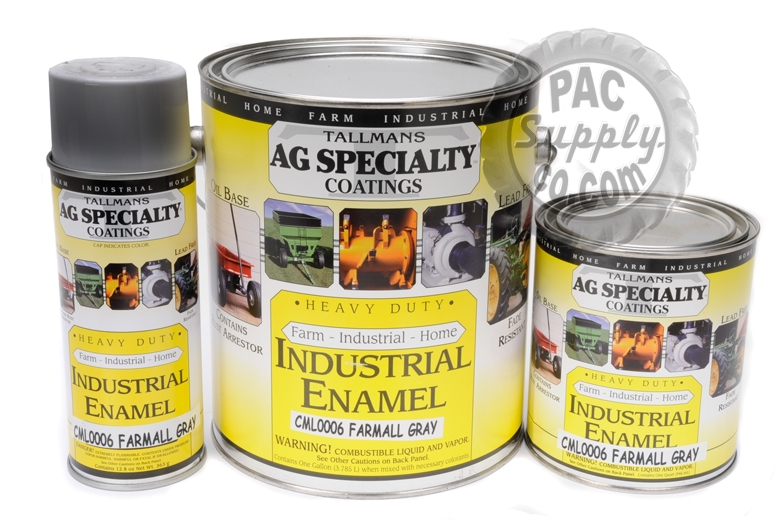 Paint - Farmall Grey F-12, F-14, F-20, F-30