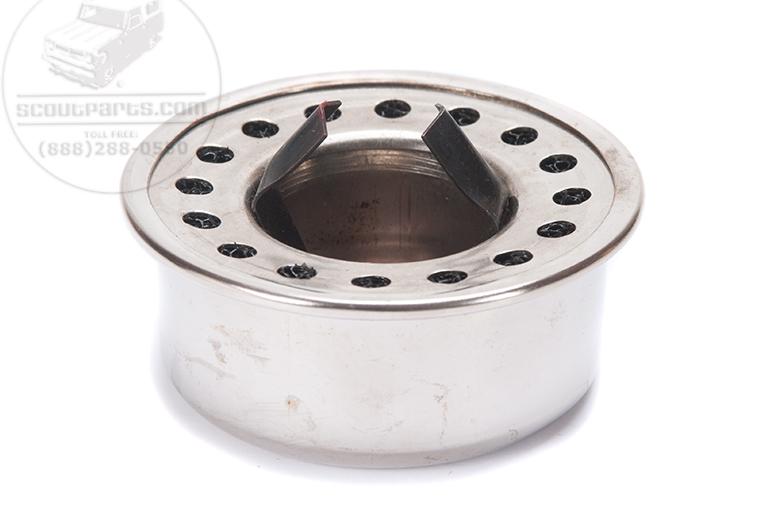Oil Filler & Oil Breather Caps