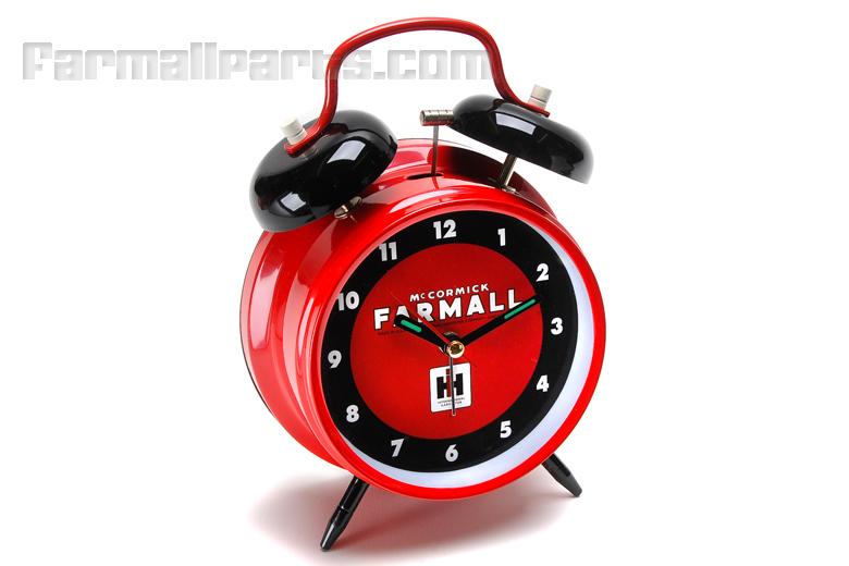 Farmall Twin Bell Alarm Clock