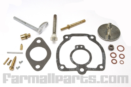 Super Complete Kit   Carb Rebuild Kit For Farmall M,MV With Carb #50983DB