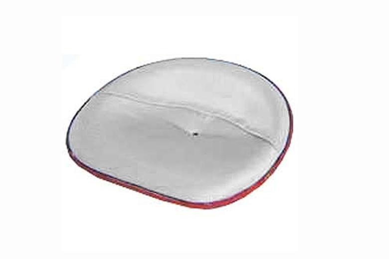 FARMALL CUB PAN SEAT SILVER