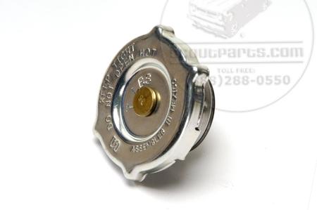 RADIATOR PRESSURE CAP  - IH