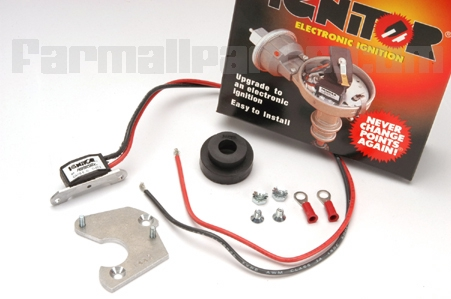 Pertronix Electronic Ignition Conversion Kit  For 12 Volt Negative Ground Cub And Cub Lo-Boy And Other IH Models.