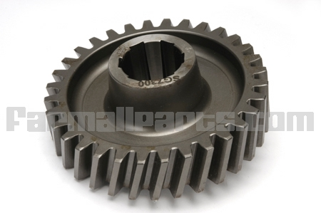 Sector Steering Worm Gear For Farmall M,SUPER M, SUPER MTA, 400, 450