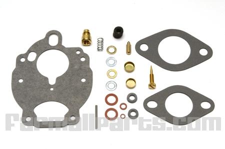 Carburetor Rebuild Kit - International 444, 504, 666,