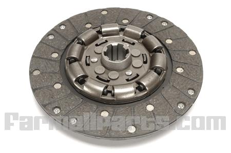 Rebuilt clutch plate, Farmall A, B, C, 100, 130, 140, 200, 230, 240, F14